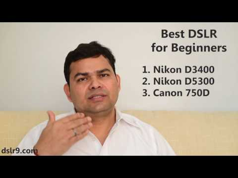 Best DSLR Camera for Beginners (Hindi)