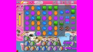 Candy Crush Saga Level 1549 ~ no boosters