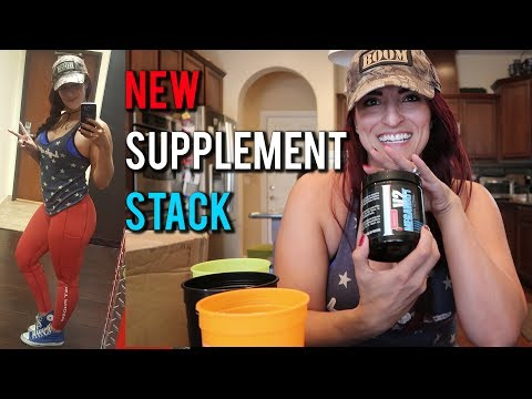 1stphorm Gym Stack review, taste test & shoulders & glutes|BALANCE is BS Ep 1|#ShanaEmily