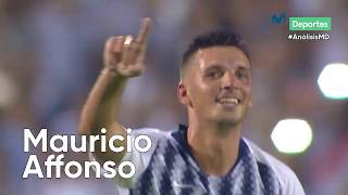 Mauricio Affonso: lo mejor del '9' de Alianza Lima en la 'Noche Blanquiazul'