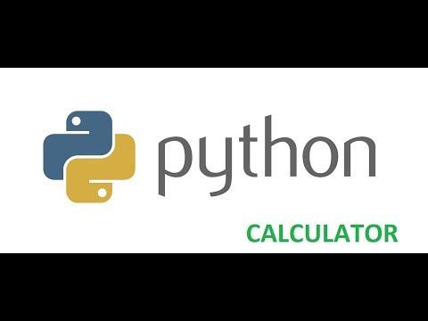 python   python for beginners   learn python   python tutorial   python programming   calculator thumbnail