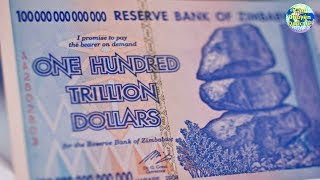 Kinh Hoàng Quốc Gia Có Tờ Tiền 100 Nghìn Tỷ Đô La