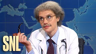 Weekend Update: Dr. Wenowdis on Trump's Televised Health Exam - SNL