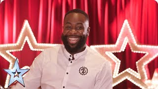 Quickfire Questions With Simon's Golden Buzzer Act, Kojo Anim | BGT 2019