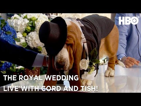 'Manfrid the Dog' | The Royal Wedding Live with Cord & Tish | HBO