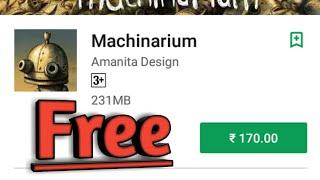 Machinarium Game Full free Download