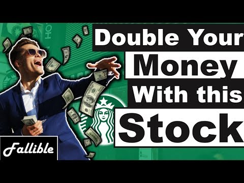 How I DOUBLED My Money In 2 Weeks Trading Starbucks Stock (SBUX)!!!