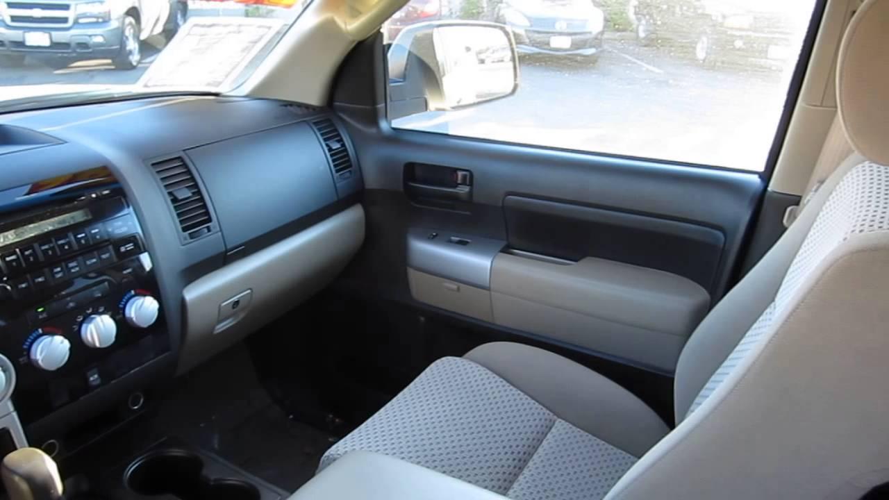 2008 Toyota Tundra Gold Stock B2402 Interior Youtube