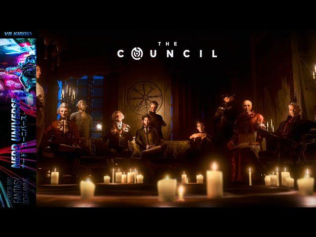 The Council: Episode 1   #1 Der Geheime Orden & Das Verschwinden der Mutter ☬ PC [Deutsch]