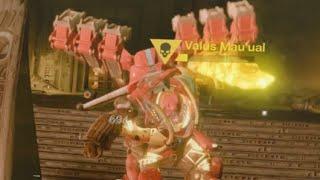 "NIGHTFALL STRIKE - Destiny The Taken King ""Shield  Brothers"" Walkthrough + Rewards"