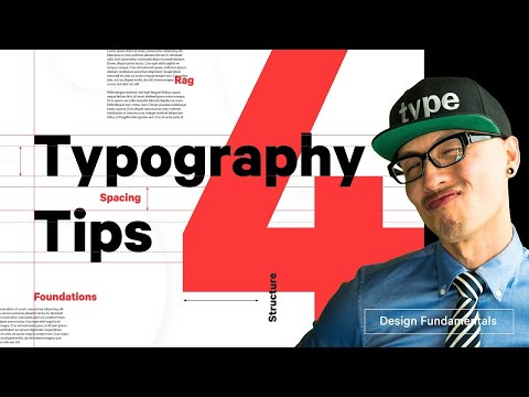 Four Quick Tips To Improve Your Typography
