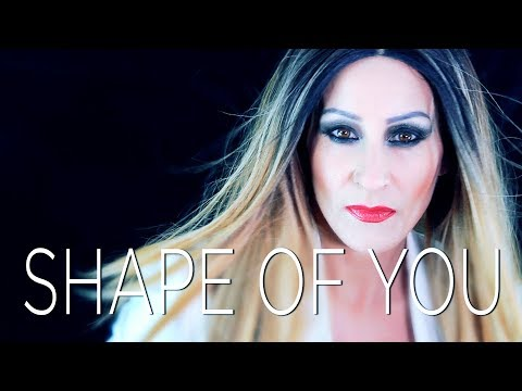 Shape of you - Ed Sheeran (Cover by Susan Valery And Adrian Lombardi)