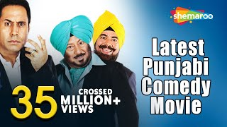 Download lagu New Punjabi Movies Jaswinder Bhalla Binnu Dhillon B N Sharma Latest Punjabi Comedy Movie MP3