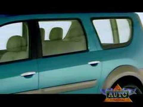 The Auto Channel Presents The Dacia Logan Steppe Concept Car Youtube