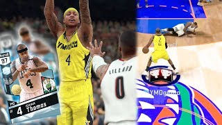 NBA 2k17 MyTeam - This Card is MUST HAVE! Double Ankle Breakers! Dropped LeBron James! (HD FIXED)
