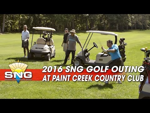 2016 SNG Golf Outing at Paint Creek | Business Networking Sunrise Networking Group SNG