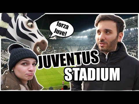 JUVENTUS STADIUM /VLOG DIARIO/#47/ VIVIR EN ITALIA
