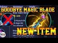 ROSE GOLD METEOR - Magic Blade Is Now 1050! - Mobile Legends