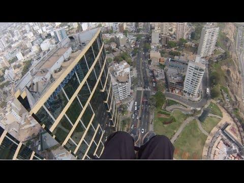 One Flew Over Lima, Peru (GoPro Hero 3)