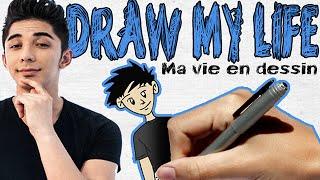 DRAW MY LIFE (Ma vie en dessin) - FLORIAN NGUYEN