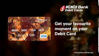 ICICI Bank Expressions Debit Card