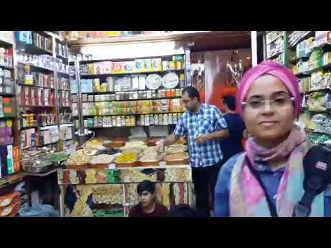 Inside a shop at Dubai Spice Souk 03.06.2016