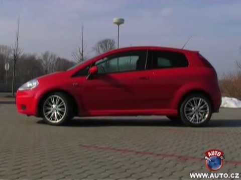 fiat grande punto 1 9 multijet sport test driver youtube. Black Bedroom Furniture Sets. Home Design Ideas