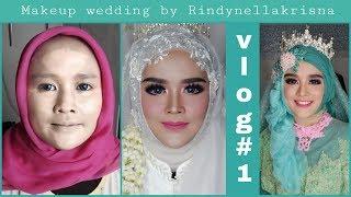 Video Tutorial mkeup akad Berubah jadi Barbie | Vlog Wedding job #1 download MP3, 3GP, MP4, WEBM, AVI, FLV Juli 2018