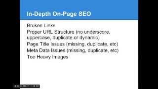 On-Page SEO vs. Off-Page SEO - WebDesy.com
