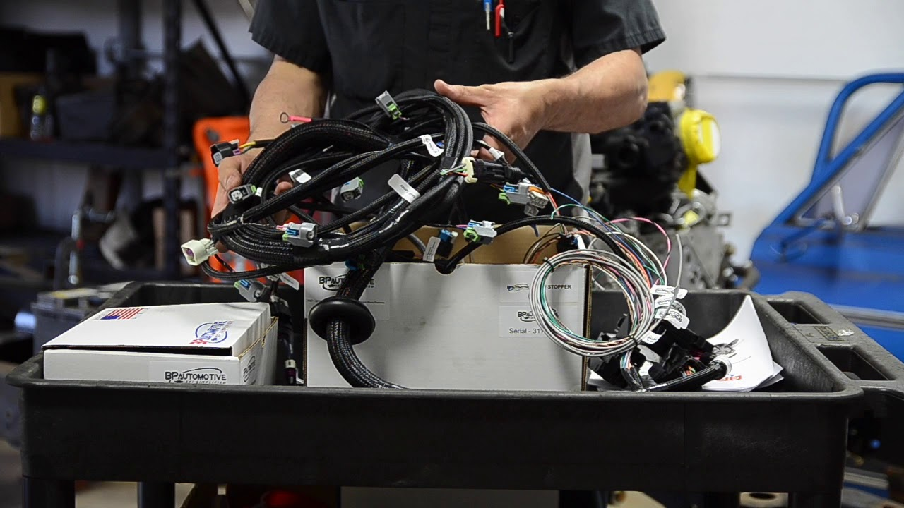 bp wiring harness whats this bp automotive harness going in  unboxing youtube  whats this bp automotive harness going