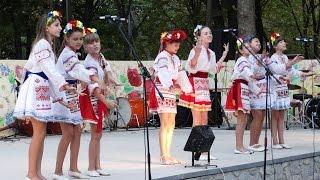 Святковий концерт, присвячений річниці визволення Кобеляк