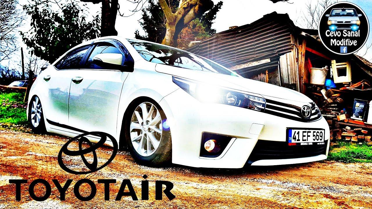 Toyota Corolla 2015 >> İSTEK ARAÇLAR VOL : 1 | TOYOTA COROLLA | SANAL MODİFİYE | VİRUAL TUNİNG | - YouTube