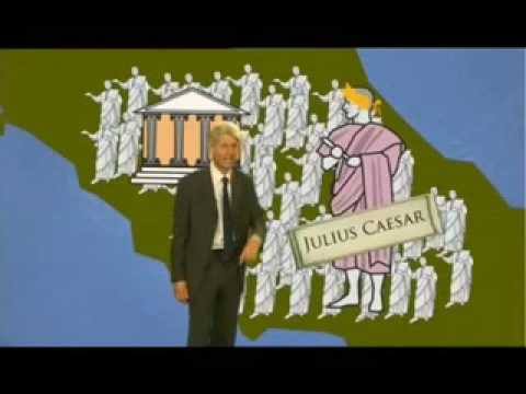 HORRIBLE HISTORIES - The Roman Report with Bob Hale