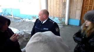 Poliția de la Coșnița nu mai poate de xarașo