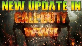 New Leaked Big In-Game Event Details and Weapon Buffs and Nerfs Coming to Call of Duty: WWII