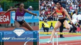 5 fastest women's 400mH in Diamond League history - IAAF Diamond League