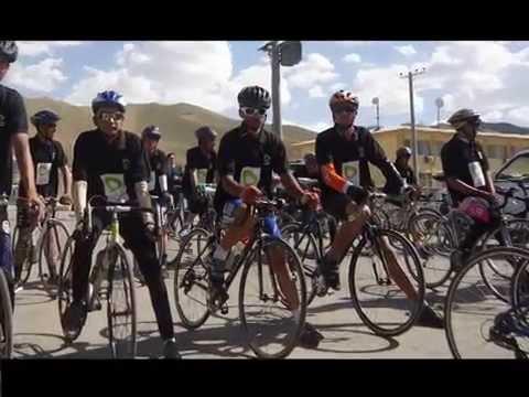 Etisalat Afghanistan Sports/Etisalat Cycle Race in Bamiyan