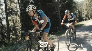 Top 60 seconds clip of 2016 BIKE Transalp stage 2