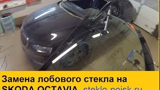 SKODA OCTAVIA III A7  steklo-poisk.ru