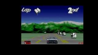 Top 10 Racing Games (Amiga)