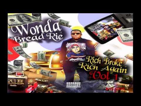 WONDABREAD RIE - RUN ITUP -ft- JAK IT DOWN