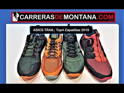 4fec1700683e Zapatillas Asics trail running 2018