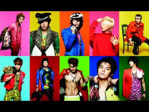 Super Junior - Mr.Simple [MP3+LYRICS]