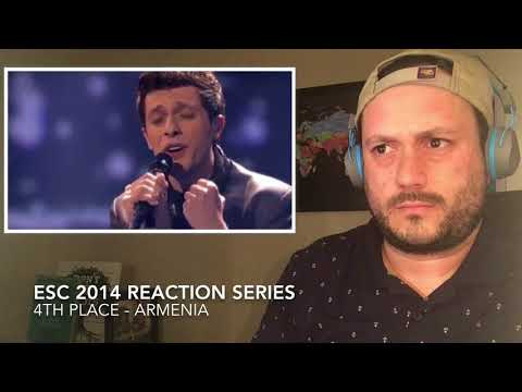 ESC 2014 Reaction To 4th Place — ARMENIA!
