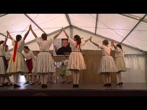 2013.06.02. - Néptánc évzáró - Kis Tücsök csoport, Lányok tánca