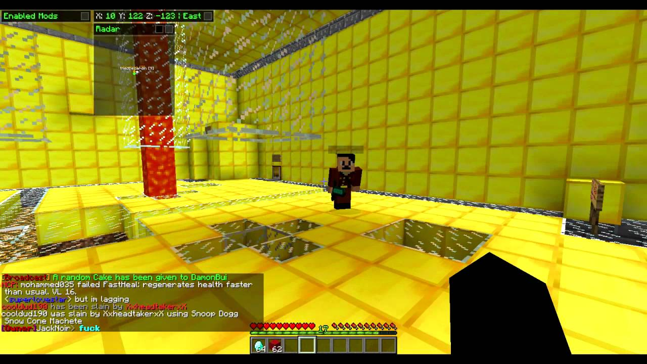 Top TnT Run Minecraft Servers