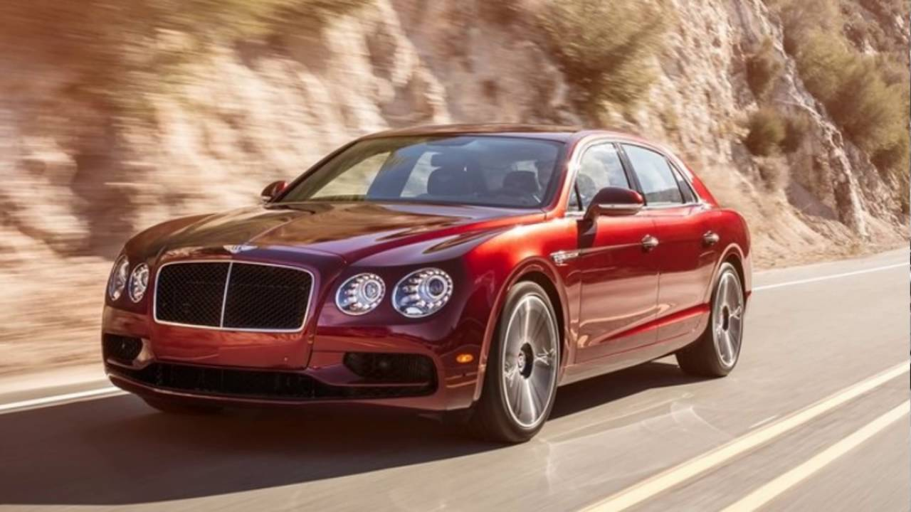 new flying car release dateNew 2017 The Bentley Flying Spur W12  Release date Cost and