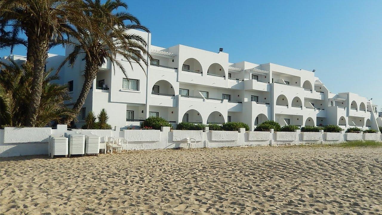Отель Club Marmara Hammamet Beach - Тунис