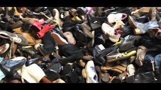 У меня Шок от увиденного!!! Горы обуви и одежды. Итоги конкурса. Антиквариат Винтаж Фарфор