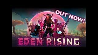 Eden Rising -  Supremacy / Story Quick Walkthrough - Gameplay 2018 PC HD